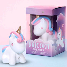 Load image into Gallery viewer, Wireless Unicorn Speaker