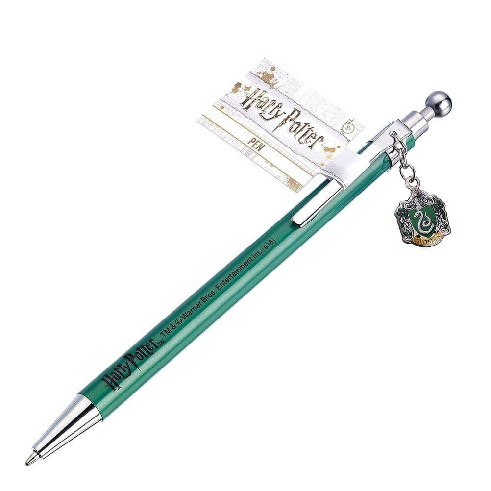 Harry Potter House Pen with Charm