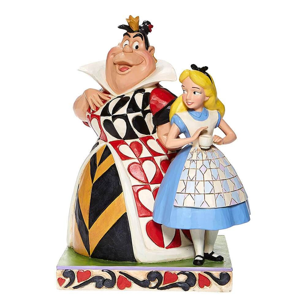 Disney Traditions Alice in Wonderland 'Chaos and Curiosity' Figurine