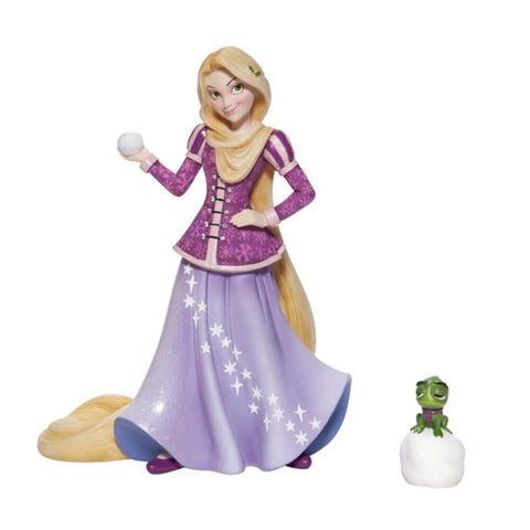 Disney Showcase Tangled Rapunzel with Pascal Holiday Figurine