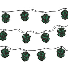 Load image into Gallery viewer, Harry Potter Slytherin String Lights