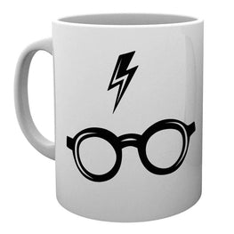 Harry Potter Glasses Mug