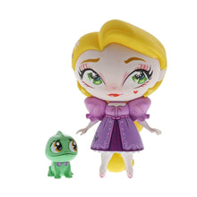 Load image into Gallery viewer, Disney Miss Mindy Rapunzel and Pascal Vinyl Figurine
