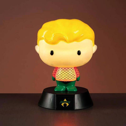 DC Justice League Aquaman 3D Character Light