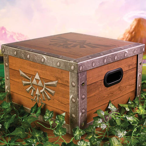 The Legend of Zelda Chest Collapsible Storage Box