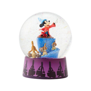 Disney Showcase Fantasia Sorcerer Mickey and Brooms Waterball
