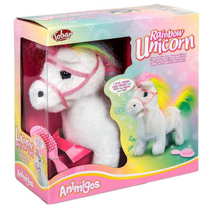 Animigos Rainbow Unicorn.