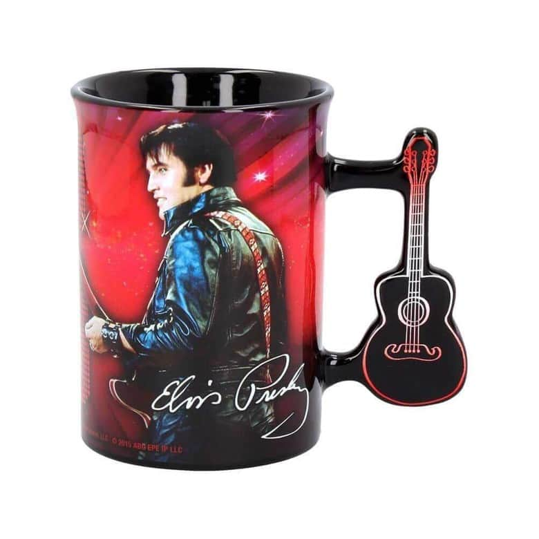 Elvis Presley '68 Coffee Mug