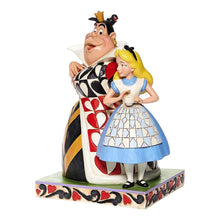Load image into Gallery viewer, Disney Traditions Alice in Wonderland 'Chaos and Curiosity' Figurine