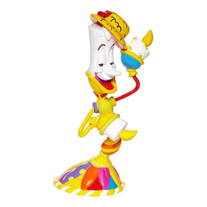 Disney Britto Beauty and the Beast Lumiere Mini Figurine