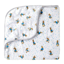 Load image into Gallery viewer, Peter Rabbit Baby Collection Blanket