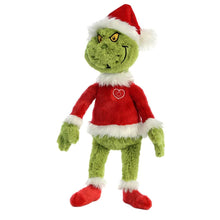 Load image into Gallery viewer, Dr. Seuss Santa Grinch Plush Toy