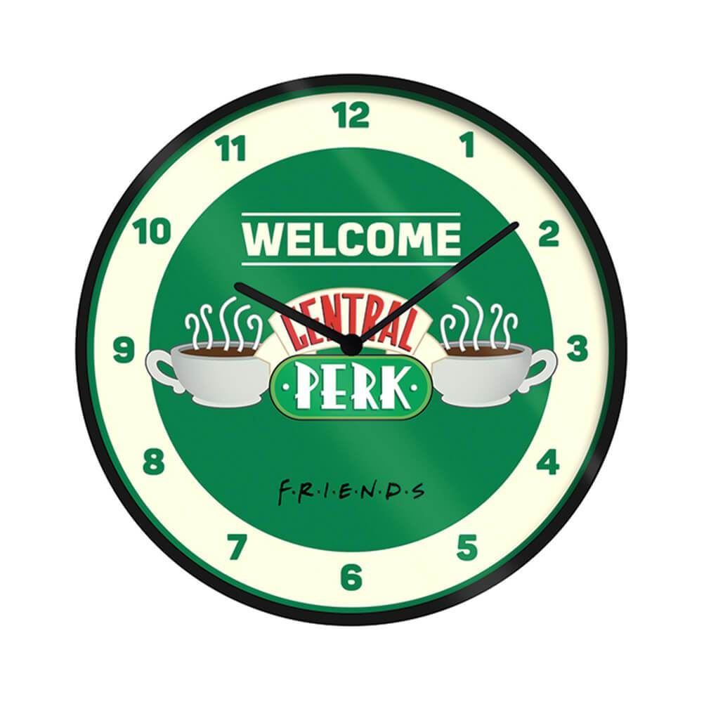 Friends Central Perk Wall Clock