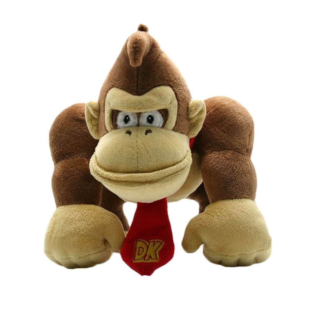 Super Mario Bros. Donkey Kong Plush Toy