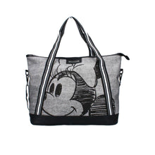 Load image into Gallery viewer, Disney Minnie Mouse Weekend Tote Bag.