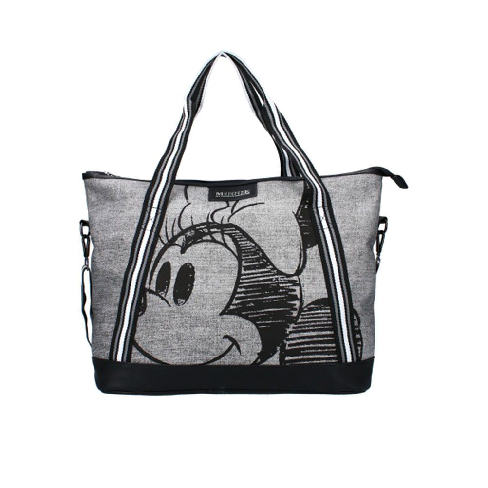 Disney Minnie Mouse Weekend Tote Bag.