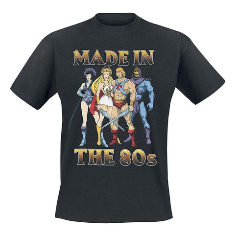 Men's Masters Of The Universe Made In The 80's T-Shirt