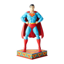 Load image into Gallery viewer, DC Comics Superman Silver Age Figurine