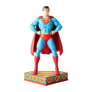 DC Comics Superman Silver Age Figurine