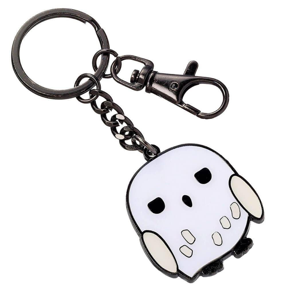 Harry Potter Chibi Hedwig the Owl Cutie Keyring