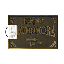 Load image into Gallery viewer, Harry Potter Alohomora Rubber Doormat