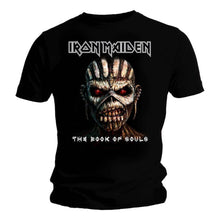 Load image into Gallery viewer, Men's Iron Maiden Book of Souls T-Shirt.