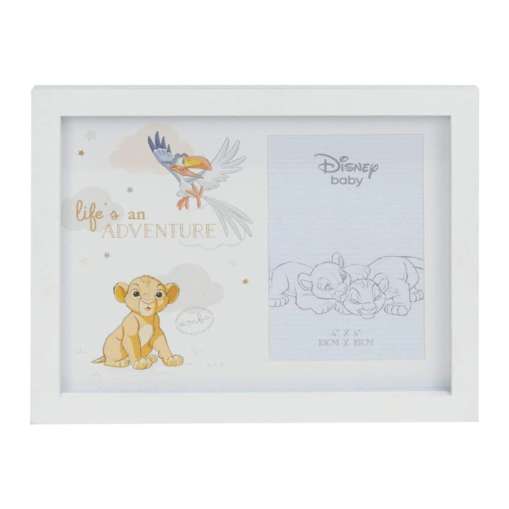 Disney Baby Magical Beginnings Simba Photo Frame