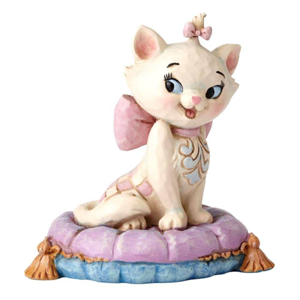 Disney Traditions Marie Aristocats Mini Figurine