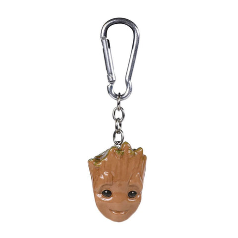 Guardians of the Galaxy Groot 3D Keyring
