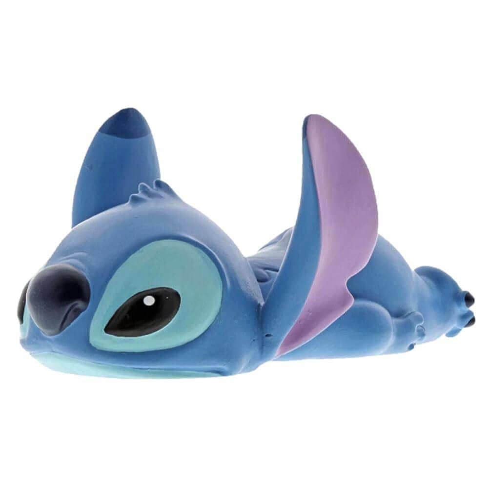 Disney Stitch Laying Down Mini Figurine