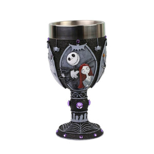 Disney The Nightmare Before Christmas Decorative Goblet