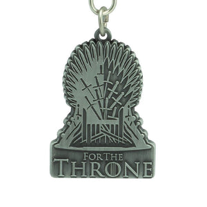 Game of Thrones Iron Throne Keyring
