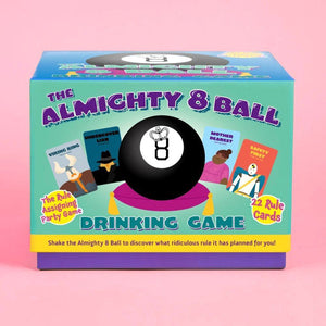 The Almighty 8 Ball Drinking Game