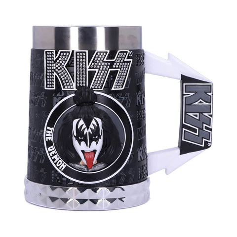 KISS The Demon Glam Range Collectable Tankard