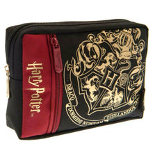 Load image into Gallery viewer, Harry Potter Hogwarts Multi Pocket Pencil Case