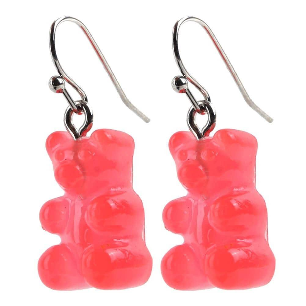 Gummy Bear Drop Earrings