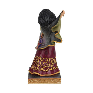 Disney Traditions Mother Gothel with Rapunzel Scene Figurine