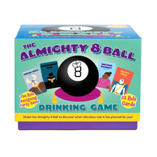 Load image into Gallery viewer, The Almighty 8 Ball Drinking Game
