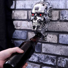 Load image into Gallery viewer, Terminator 2 Judgement Day T-800 Wall Mounted Bottle Opener