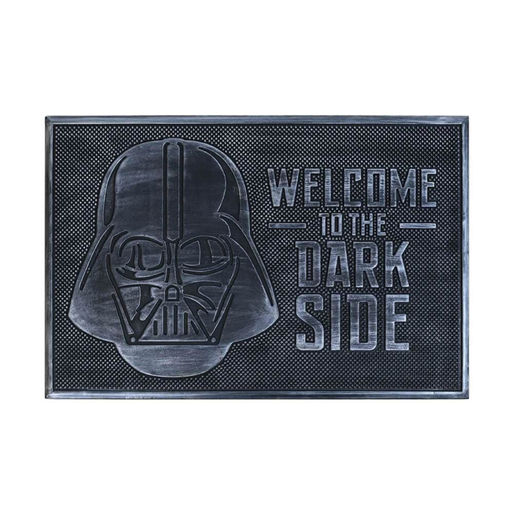 Star Wars Welcome to the Dark Side Rubber Doormat