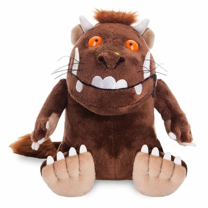9 Inch The Gruffalo Sitting Plush Toy
