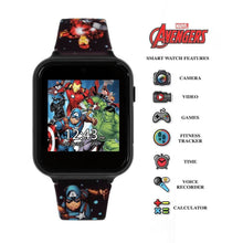 Load image into Gallery viewer, Children's Marvel Avengers Interactive Wristwatch.