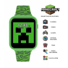 Load image into Gallery viewer, Children's Minecraft Interactive Wristwatch