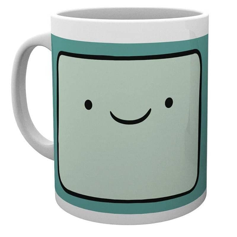 Adventure Time Face Mock-Up Mugs