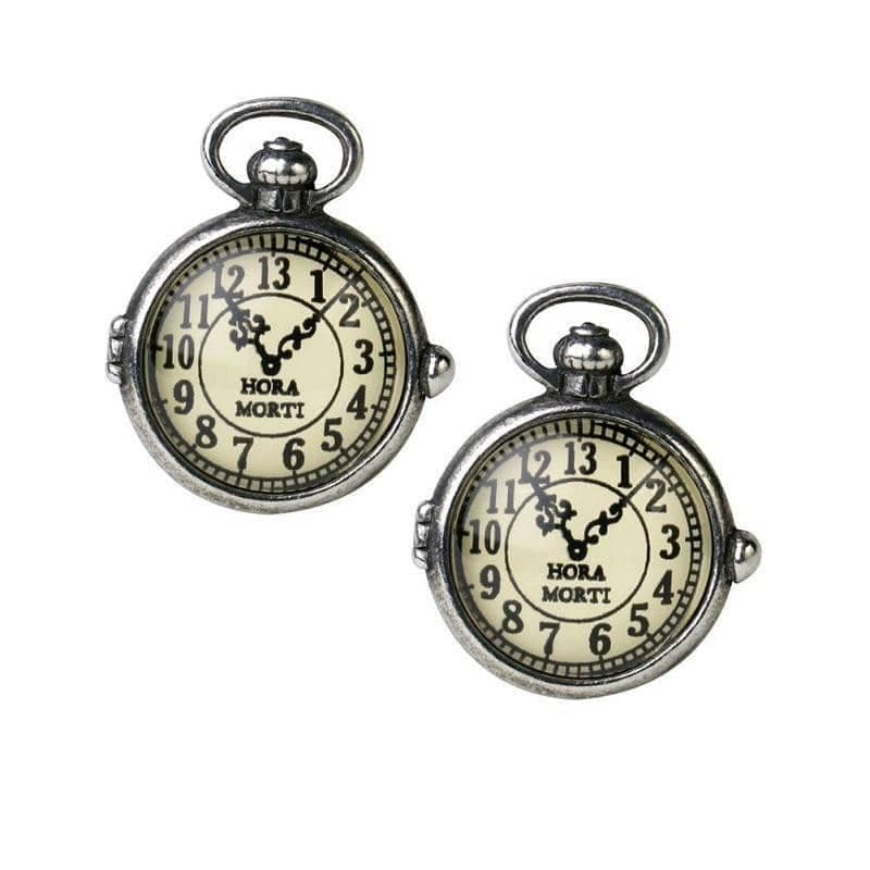 Alchemy Gothic Uncle Albert's Pewter Cufflinks