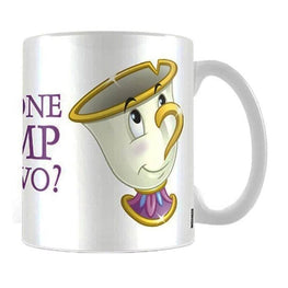 Beauty and The Beast Chip Character Mug