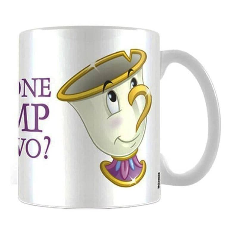 Beauty And The Beast Chip Character Mug Retro Styler