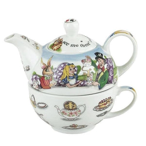 Cardew Alice in Wonderland Tea For One Set