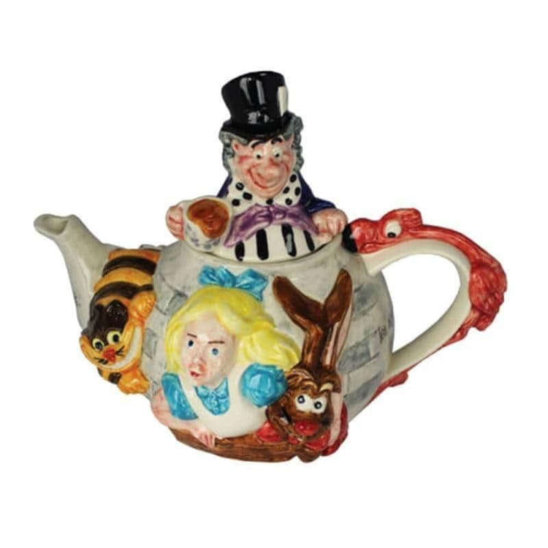 Cardew Limited Edition Alice in Wonderland Large Teapot