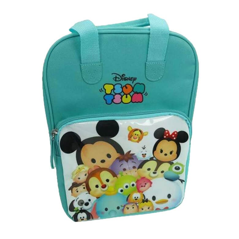 Front View of the Children's Disney Tsum Tsum Backpack